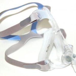 stomatoriniki maska 1.Resmed Quattro Air