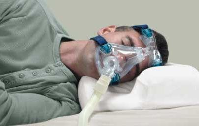 Ειδικά Μαξιλάρια Ύπνου για Συσκευές CPAP-BPAP
