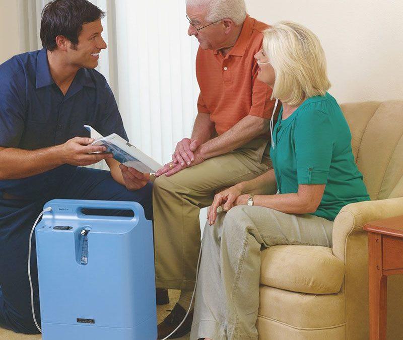 Καθαρισμός – Συντήρηση Συμπυκνωτή Οξυγόνου και Υγραντήρα