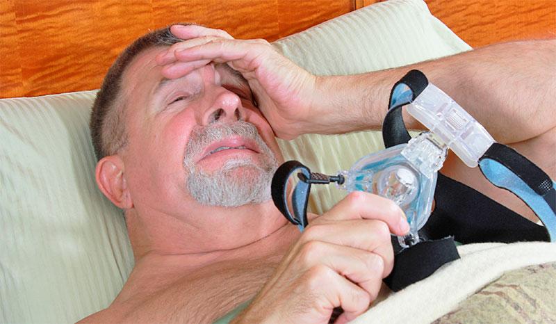 CPAP: 10 συμβουλές για την αποφυγή προβλημάτων κατά τη χρήση συσκευών άπνοιας