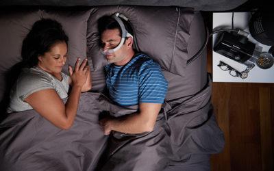 Σε τι διαφέρει ο συμπυκνωτής οξυγόνου από το CPAP;