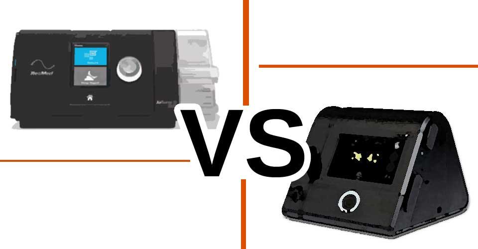 Ποιά συσκευή καλύπτει τις ανάγκες CPAP ή BiPAP;