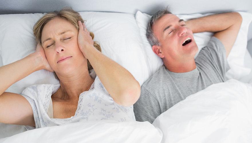 Ροχαλητό και Αποφρακτική Υπνική Άπνοια. Συμπτώματα και αιτίες.