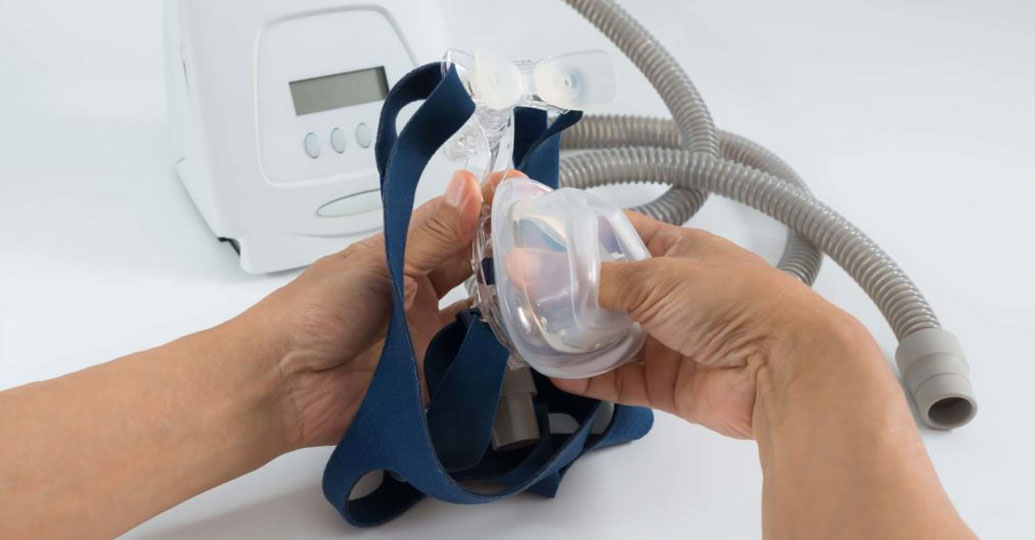 Καθαρισμός και συντήρηση συσκευής άπνοιας – CPAP – και μάσκας σιλικόνης